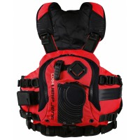 Gilet de kayak Hiko Guardian (Rouge)