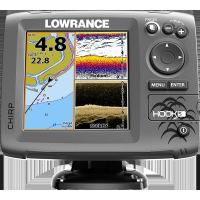 Sondeur/GPS Lowrance HOOK-5 Chirp