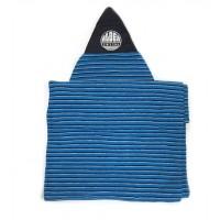 Housse chaussette de surf Alder 7'0 Shortboard (Bleu)