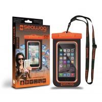 Pochette étanche Seawag pour smartphone (Noir/Orange B5x)