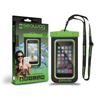Pochette étanche Seawag pour smartphone (Noir/Vert B4x)