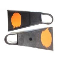 Palmes de body Viper V5 orange