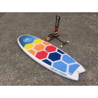 SUP Paddle foil Sroka + foil complet M