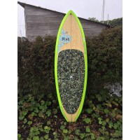SUP de surf Exocet Fish 8'11'' x 32'' (Bamboo) Occasion