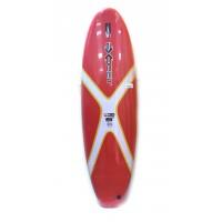 Planche de surf en mousse Exocet Revo HCS 6'0 (Rouge)