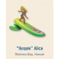 Jeu surfeur miniature