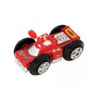 Jouet mécanique Z Wind Ups Rowdy la voiture sauteuse