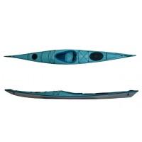 Kayak Plasmor K17 + Derive (Rouge)