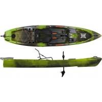 Kayak à pédale Perception Pescador Pilot 12