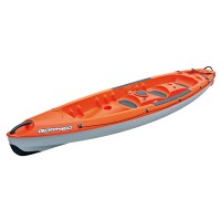 Kayak Bic Borneo + 2 dosserets