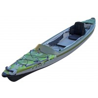 Kayak Bic Yakkair Full HP Fishing (Haute pression pêche)