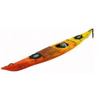 kayak Dag Miwok Hi-Luxe (avec gouvernail)