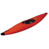 Kayak DAG Strim Senior Super (Rouge)