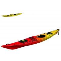 kayak Dag Tiwok Evo Hi-Luxe (avec gouvernail)