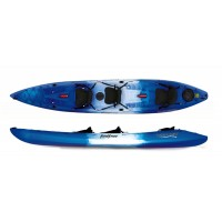 Kayak FeelFree Tri-Yak Ice cool (3 places)