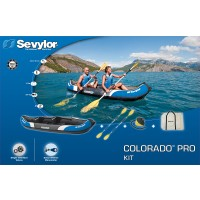 Kayak gonflable Sévylor Colorado Pro (Pack)