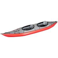 Kayak gonflable Gumotex Swing 2 (rouge)