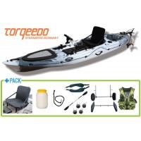 Kayak RTM Abaco 360 Luxe Torqeedo (Kayak à moteur)