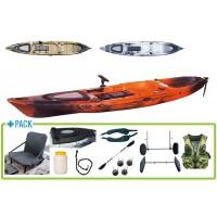 Kayak RTM Abaco 420 Hi-Luxe (Avec gouvernail)
