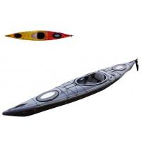 Kayak DAG Verso Hi-Luxe (avec gouvernail)