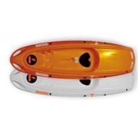 Kayak Tahe / Bic Ouassou (Couleur : Orange dessus / Gris dessous)