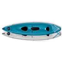 Kayak Bic Tahe Tobago (Couleur blanc dessus / bleu dessous)