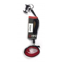 Leash de body NMD Biceps (Noir/Rouge)