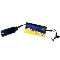 Leash de bodyboard Alder biceps (Bleu)