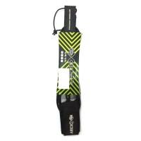 Leash de paddle Exocet 9' (8mm) Noir