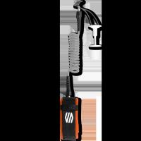 Leash Body Sniper Deluxe Poignet (Grey/Orange)
