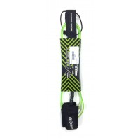 Leash de surf Exocet 6' (6mm) Vert