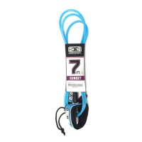 Leash de surf Ocean & Earth Sunset 7' (Bleu)
