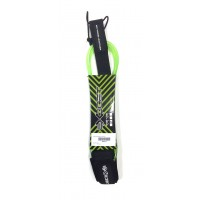 Leash de surf Exocet 8' (6mm) Vert