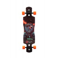 Longboard Original Skateboards Freeride 38 (Ape) Rocker Concave V2