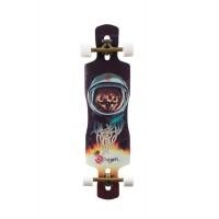Longboard Original Skateboards Freeride 38 (Owl) W Concave V2