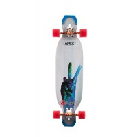 Longboard Original Skateboards Apex 37 Double Concave