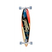 Longboard Original Skateboards Pintail 37 (Bamboo)
