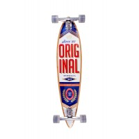 Longboard Original Skateboards Pintail 40 (Bamboo)