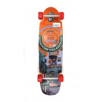 Longskate Bustin Modela 33 orange