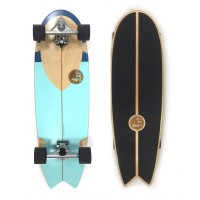 SurfSkate Slide Nose Rider 33 (Pour Carver)