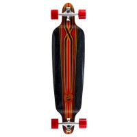 Longkate Mindless Savage III (Black/red)