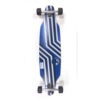 Skate The Wave Reverso 39 (Bleu)