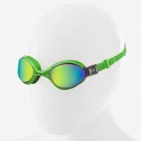 Lunettes de nage/triathlon Orca Killa 180° (Noir/Vert citron)