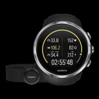 Montre GPS Suunto Spartan Sport HR (Black)