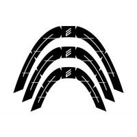Protection de nez de planche à voile (Taille M)