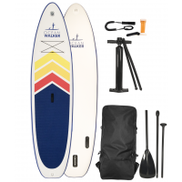 Pack complet paddle gonflable Ocean Walker 10'4