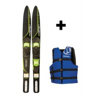 Ski nautique O'Brien Reactor + Gilet