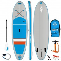 Pack SUP Paddle gonflable Bic 10'6 Performer Air + Pagaie + Leash