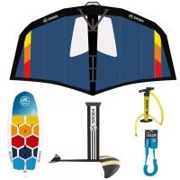 Pack WingFoil Sroka (Wing 5m + Paddle 5'5 + Foil XL1750)