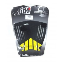 Pad / grip de surf Balin Little Gripper (Noir/Jaune)
